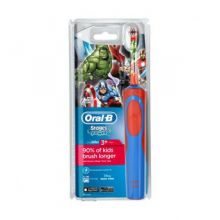 Oral-B Kids stages power Avengers