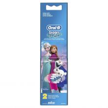 Oral-B lot de 2 brossettes Reine des Neiges