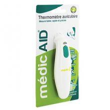 Thermosmart auriculaire MédicAID