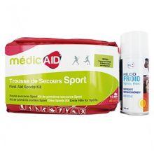 Trousse de secours sport, MédicAID