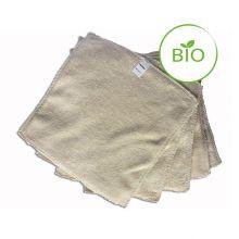 Lingette lavable en coton bio ×5