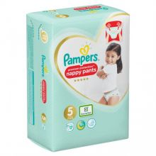 Premium Protection Nappy Pants - Pampers