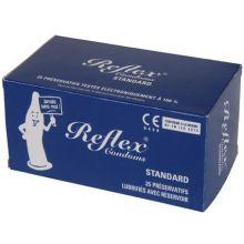 Reflex standard, Boîte de 25 préservatifs Polidis